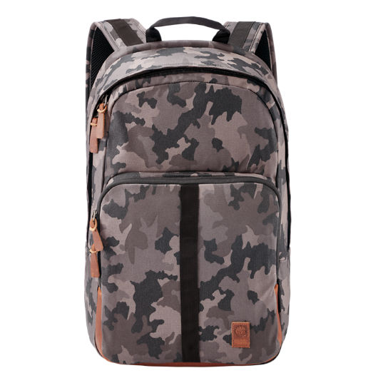 Natick 24-Liter Water-Resistant Graphic Backpack