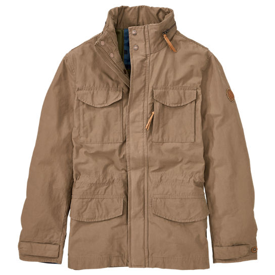 Men's Mt. Davis M65 Waxed Jacket