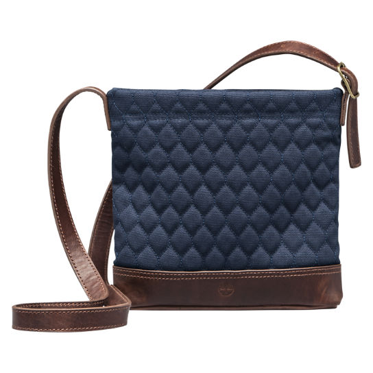 Mystic River Water-Resistant Quilted Crossbody Bag
