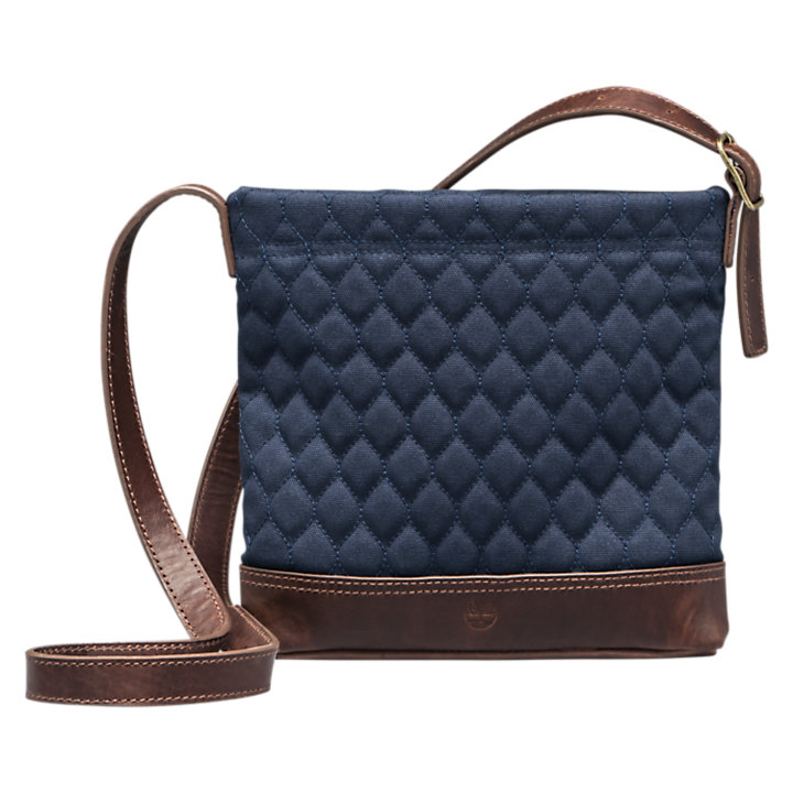 Mystic River Water-Resistant Quilted Crossbody Bag-