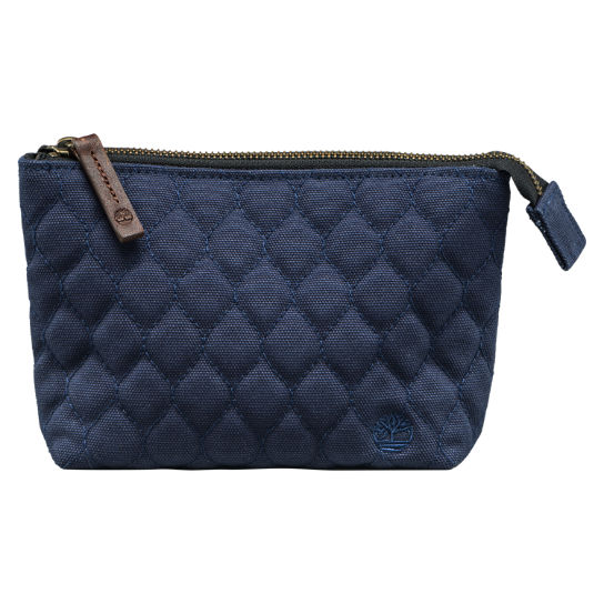 Mystic River Water-Resistant Zip Pouch