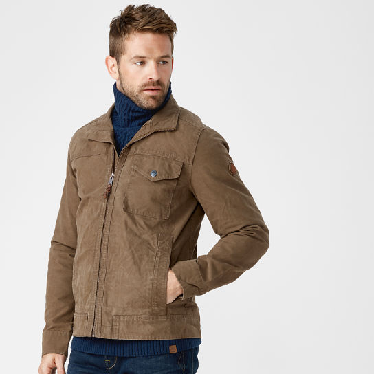 Men's Mount Davis Timeless Waxed Jacket