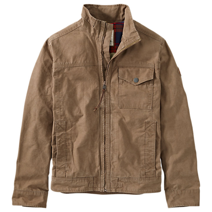 Men's Mount Davis Timeless Waxed Jacket-