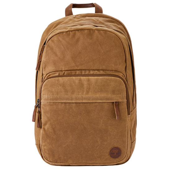 Walnut Hill 24-Liter Waxed Canvas Backpack