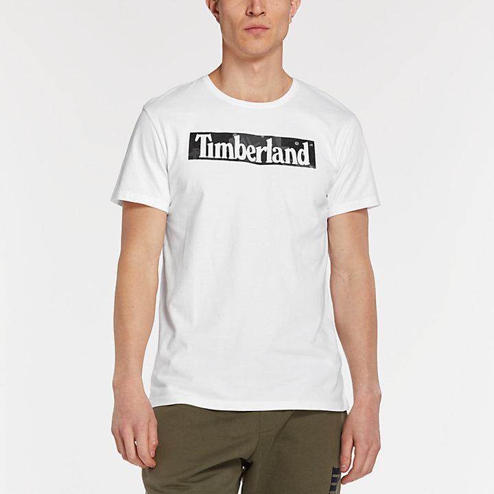 Men's Camo Logo Graphic T-Shirt-