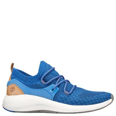Timberland   Men's FlyRoam Go Knit Oxford Shoes   Tuggl