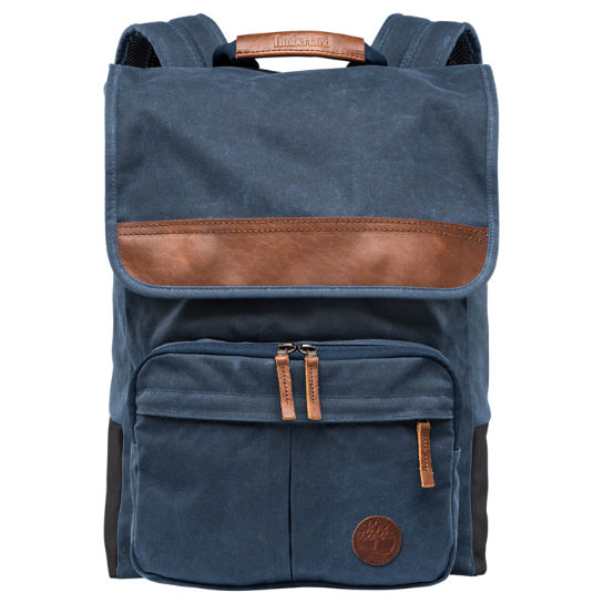 Walnut Hill 18-Liter Waxed Canvas Backpack