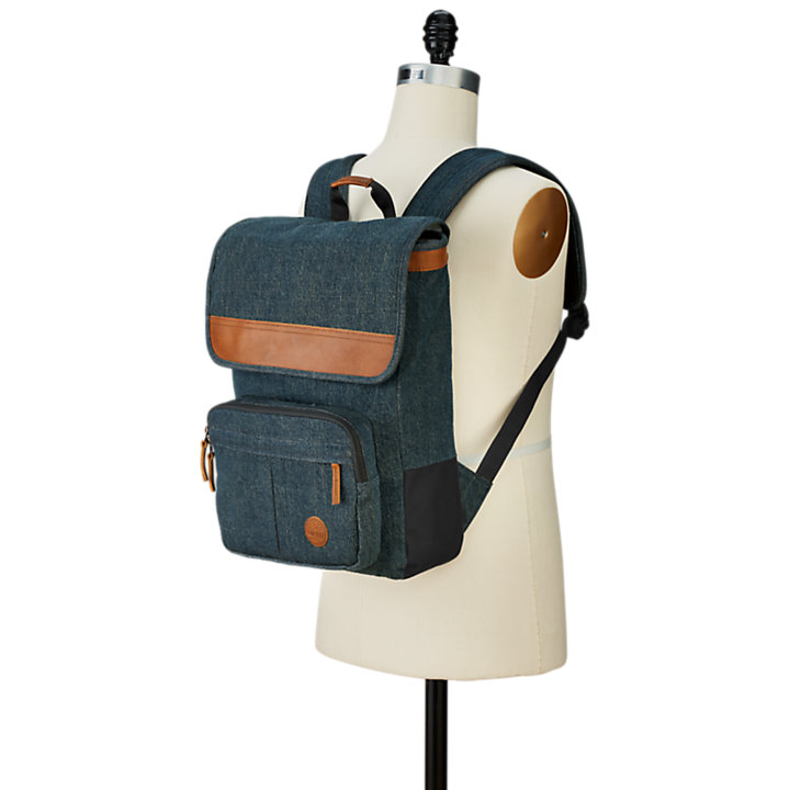 Walnut Hill 18-Liter Denim Backpack-