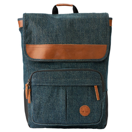 Walnut Hill 18-Liter Denim Backpack