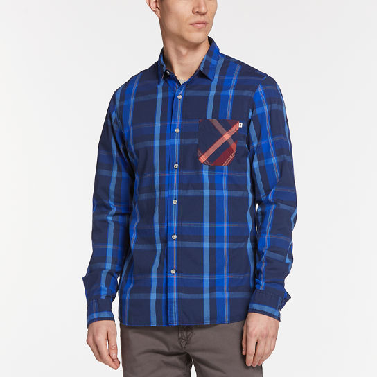 Men's Eastham Fitted Check Shirt