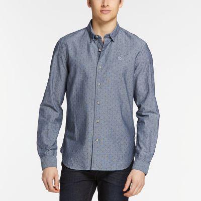 Men's Merrimack River Chambray Shirt