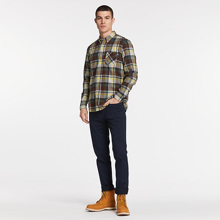 Men's Shepherd River Flannel Shirt-