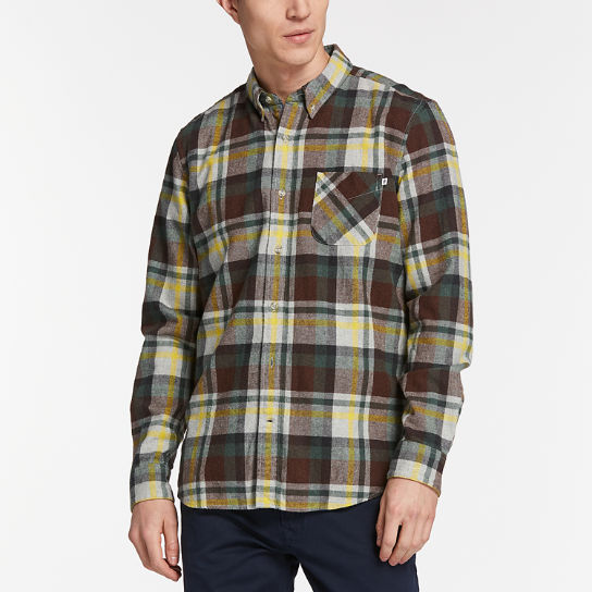 Men's Shepherd River Flannel Shirt