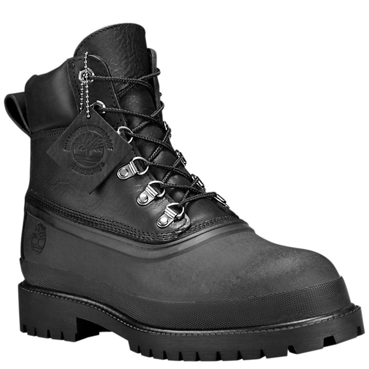 Men S Timberland 174 Icon Rubber Toe Winter Boots