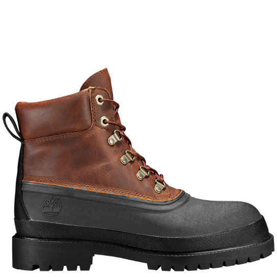 Men's Timberland® Icon Rubber Toe Winter Boots