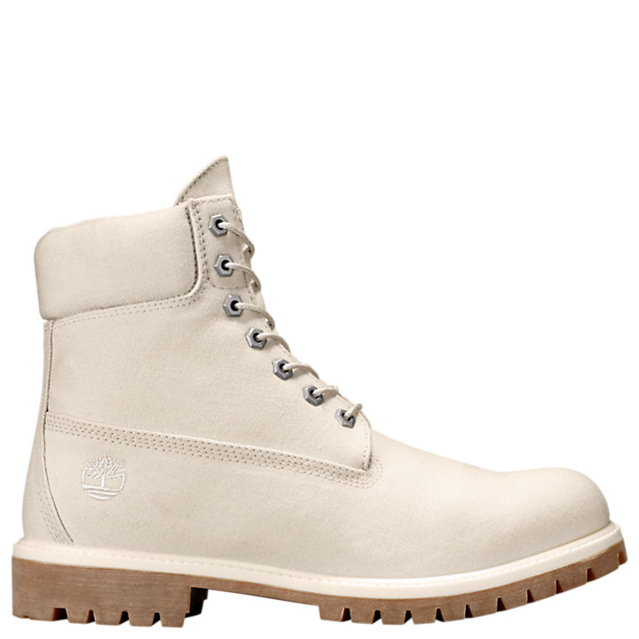 Men's 6-Inch Premium Thread™ Canvas Boots-