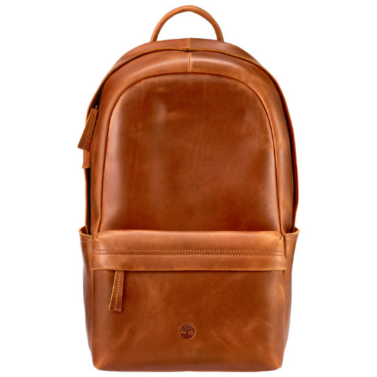 Tuckerman Leather Backpack