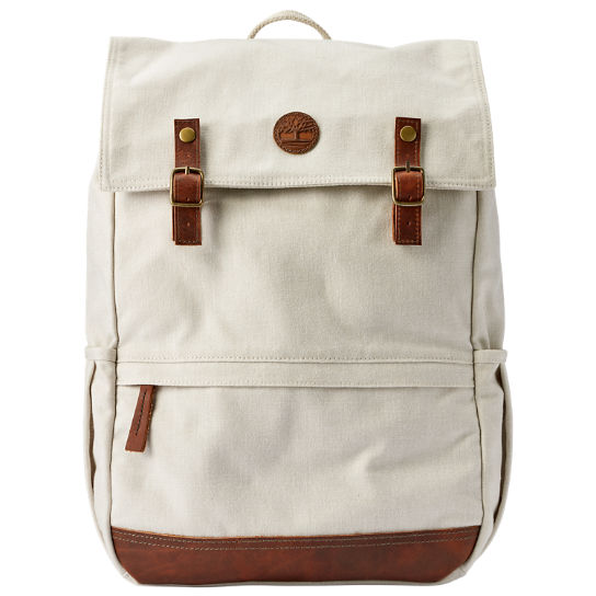 Ipswich Whitewashed Thread™ Fabric Backpack
