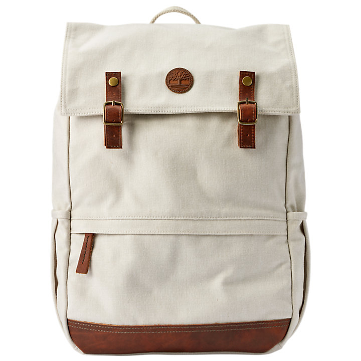 Ipswich Whitewashed Thread™ Fabric Backpack-