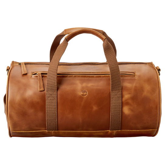 Tuckerman Leather Duffle Bag