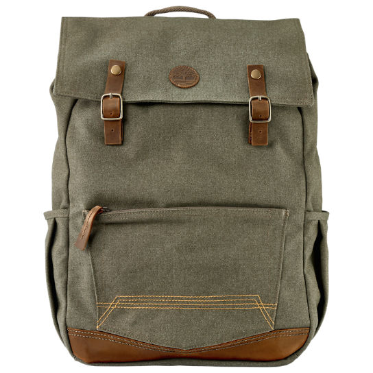 Ipswich Thread™ Fabric Backpack