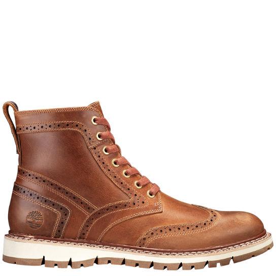 Men's Britton Hill Wingtip Boots