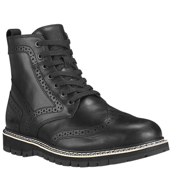 Men's Britton Hill Wingtip Boots-