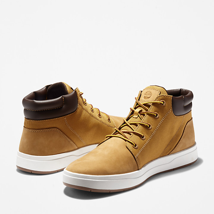 80b37310c25 Men's Davis Square Mixed-Media Chukka Shoes