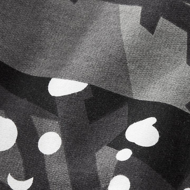 Men's Camo Graphic Hoodie-