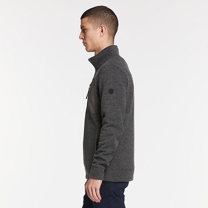 Men's Mt. Cardigan Quarter-Zip Fleece Sweater-
