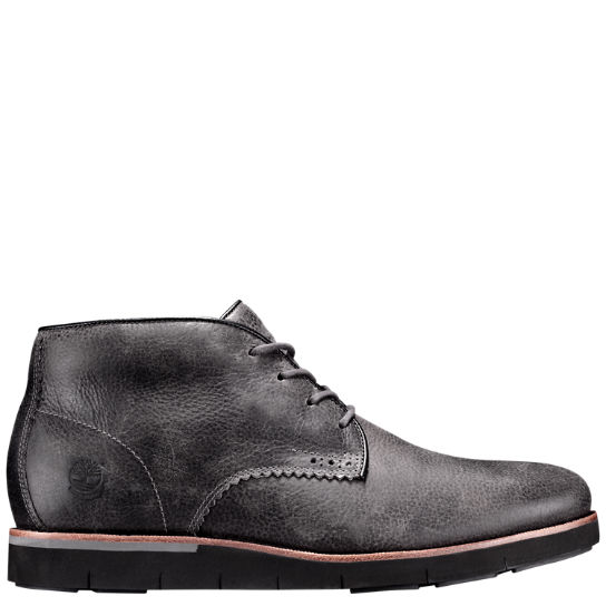 Men's Preston Hills Waterproof Chukka Shoes