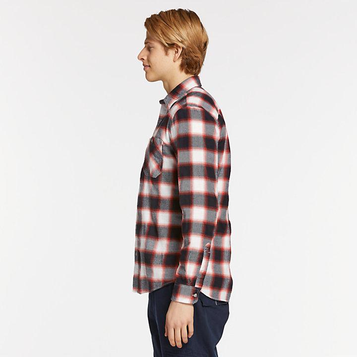 Men's Nashua River Midweight Flannel Shirt-