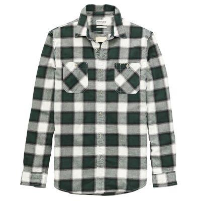 Men's Nashua River Midweight Flannel Shirt