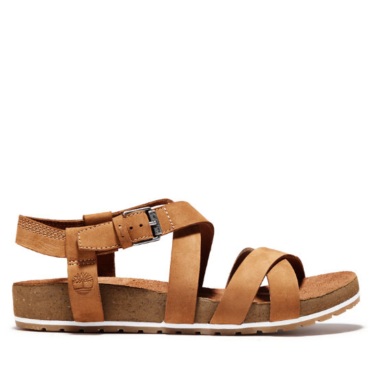 Women's Malibu Waves Ankle Strap Sandals