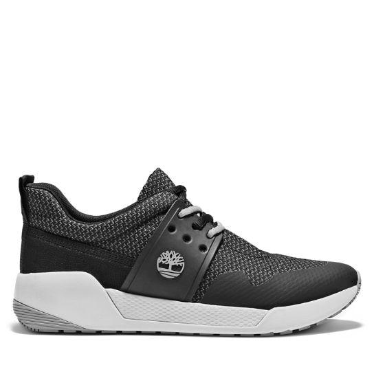 Black TIMBERLAND Sneakers KIRI UP KNIT OXFORD