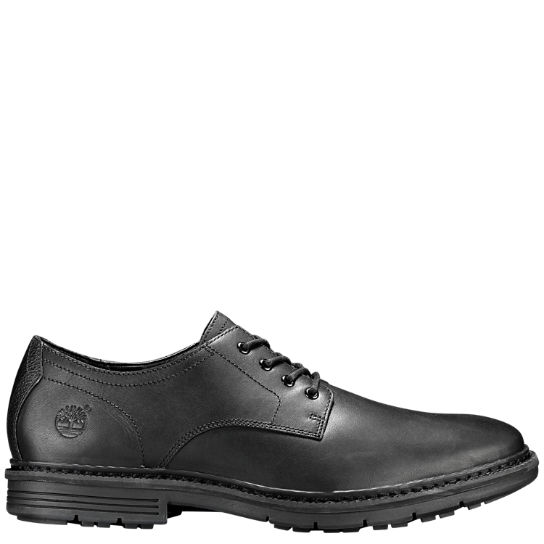 Men's Naples Trail Leather Oxford Shoes