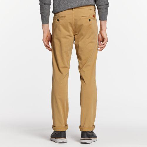 Men's Squam Lake Straight Fit Stretch Chino Pant-
