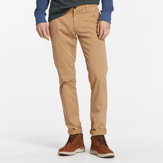 Men's Sargent Lake Slim Fit Twill Pant
