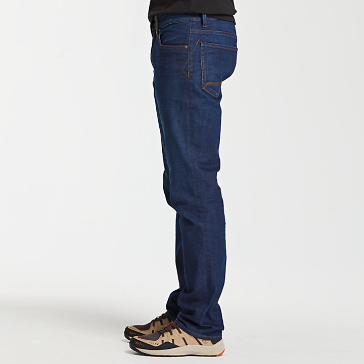 Men's Squam Lake Straight Fit Stretch Denim Pant-