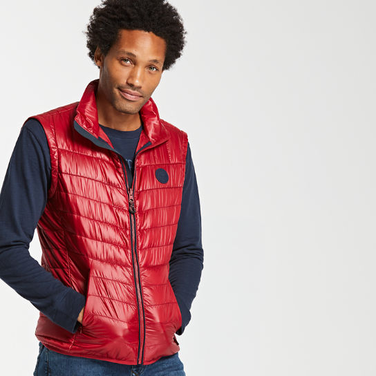Men's Skye Peak Quilted Vest