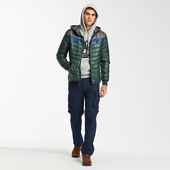 Men's Skye Peak Thermal Hooded Jacket-