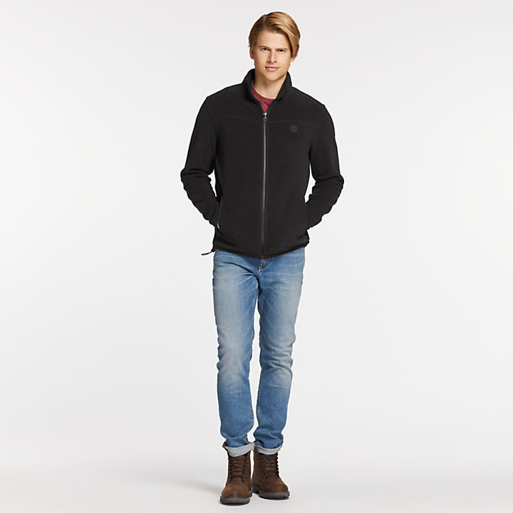 Men's Essential Full-Zip Fleece Jacket-