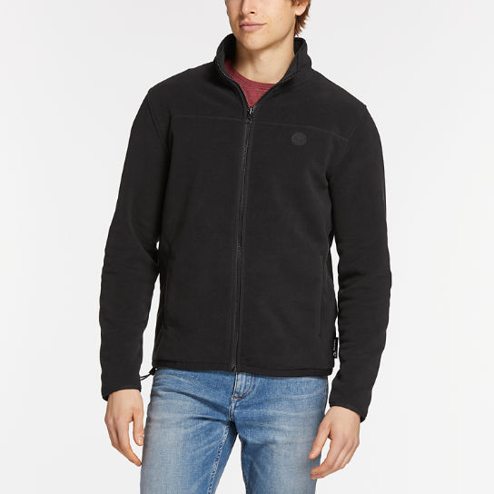 Men's Essential Full-Zip Fleece Jacket