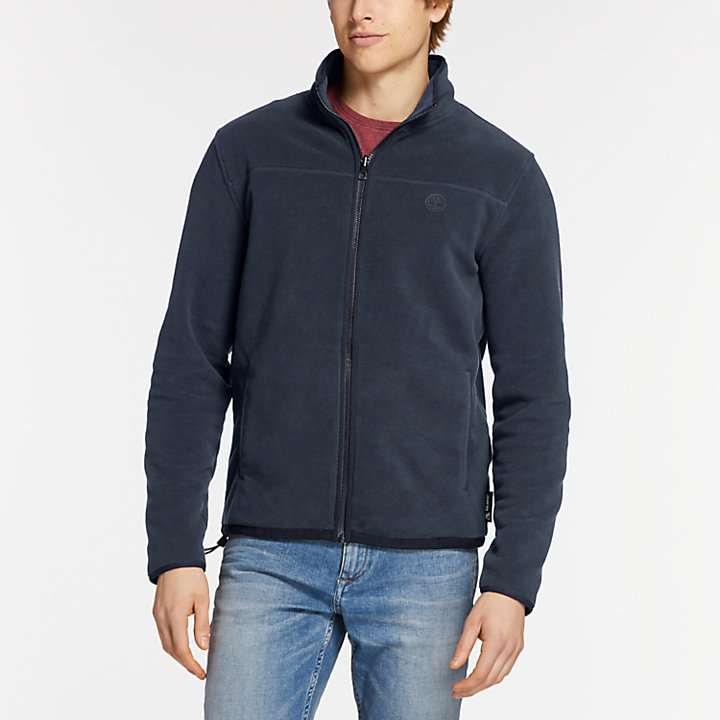 Men's Essential Full-Zip Fleece Jacket-
