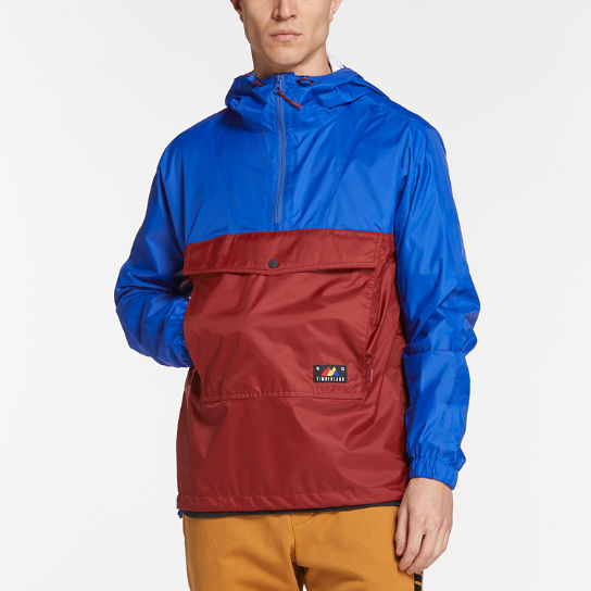 Men's Mt. Bond Waterproof Packable Pullover Jacket