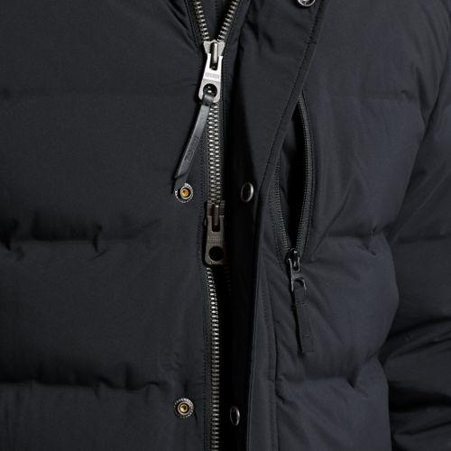 Men's Goose Eye Down Jacket-