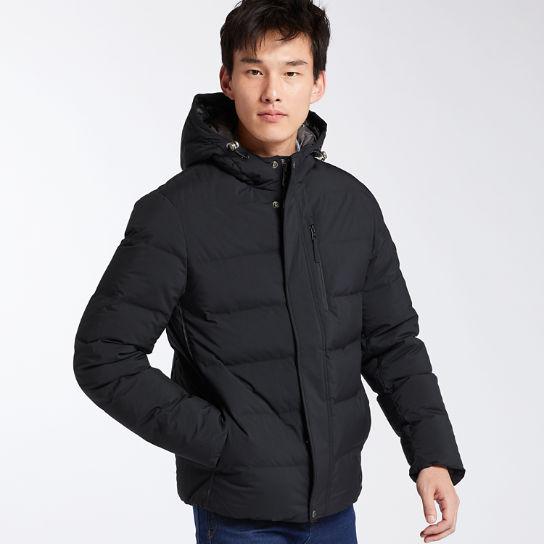 Men's Goose Eye Down Jacket