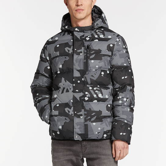 Men's Goose Eye Down Jacket