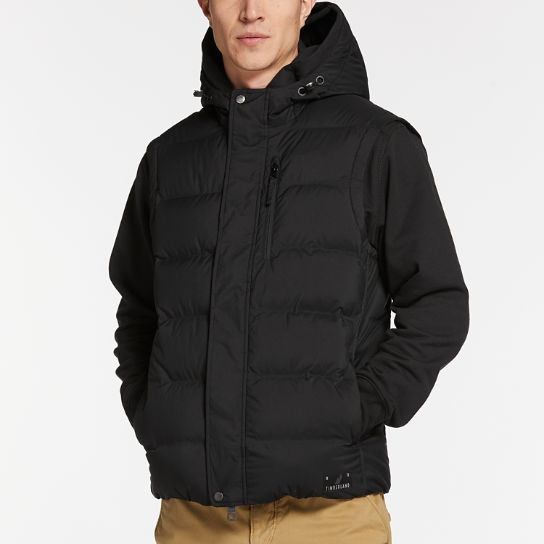 Men's Goose Eye Down Vest