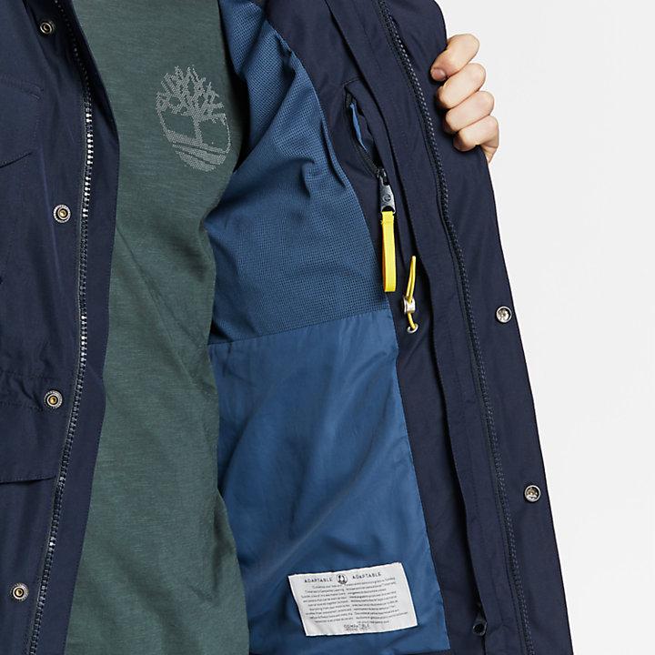 Timberland | Men's Mount Clay Waterproof Wharf Jacket